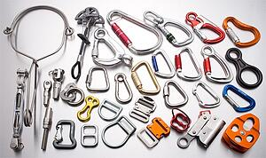 KINGSNAPS-CARABINERS-SAFETY-HOOKS-RIGGING-MARINE-SADDLE - Industrial Hardware - Ronstan